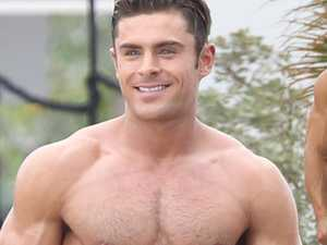Zac Efron's 'stupid' body transformation