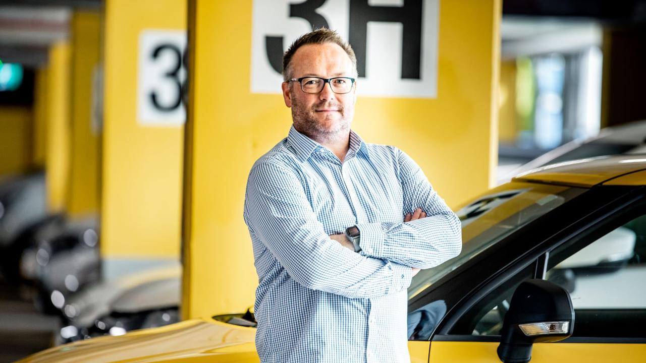 East Coast Car Rental CEO Daniel Kearney says the company will offer its fleet of vehicles to essential service workers for a heavily-discounted rate in a bid to help during the COVID-19 situation.