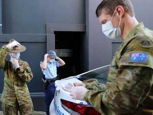 Planes, masks for medical staff on frontline