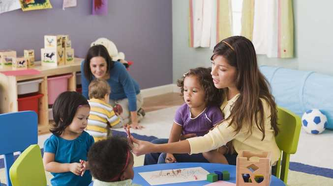 Childcare centres' new crisis in face of free care scheme