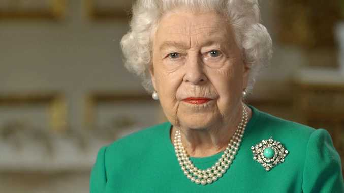 Queen's message to devastated nation