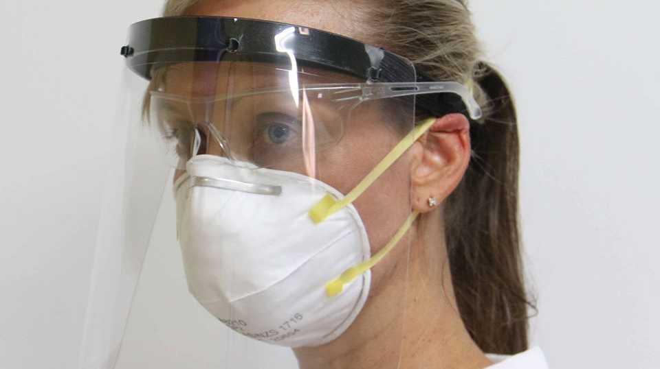 Jabiru is now making masks to help front line health workers.