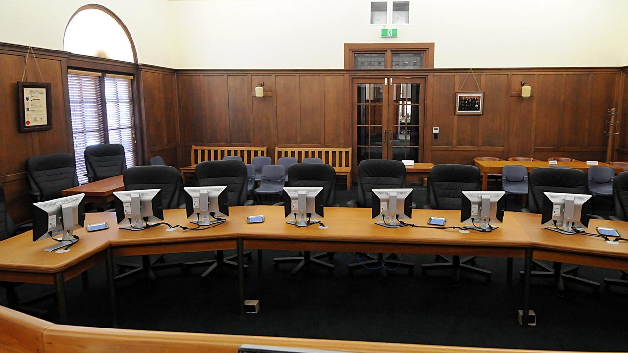 The new councillors will have more information about the council's internal organisation than they have had previously. Photo Renee Pilcher / The Gympie Times