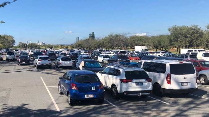 All Gold Coast beachside carparks to be closed