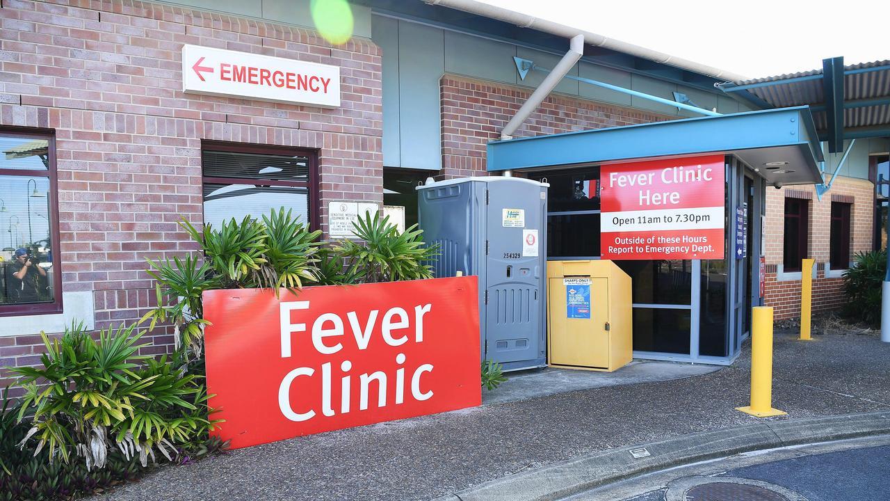 13 new cases of coronavirus have been confirmed across Queensland but no new ones have been identified in the Wide Bay region. Photo: Cody Fox