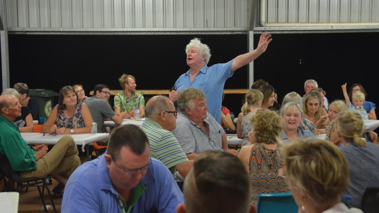 Small towns specialist Peter Kenyon in Gayndah. Picture: Sam Turner.