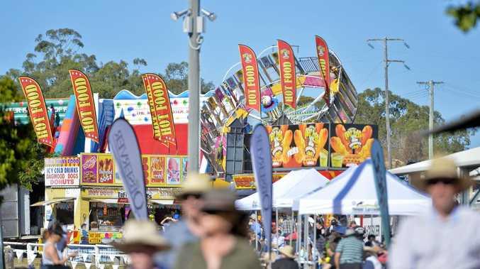 'No-brainer': Regional show cancelled