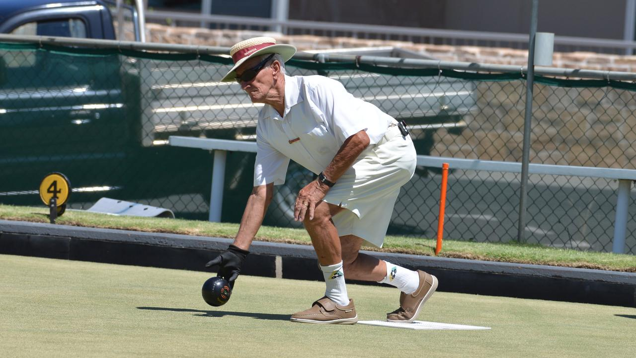 SOCIAL NO MORE: Warwick Bowls Club members have been kept from the green for just the second time in the club's history after the spread of the coronavirus pandemic.