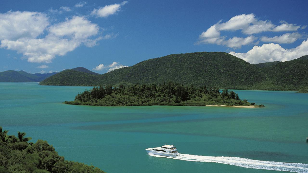 Cruising the Whitsunday islands will be off the cards this Easter. Picture: Queensland Tourism.