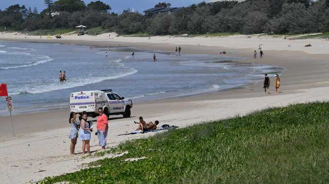 'Beaches will close': Final warning for rule breakers