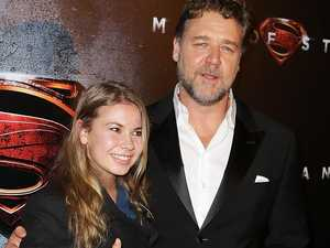 Bindi reveals Russell Crowe's unusual wedding gift
