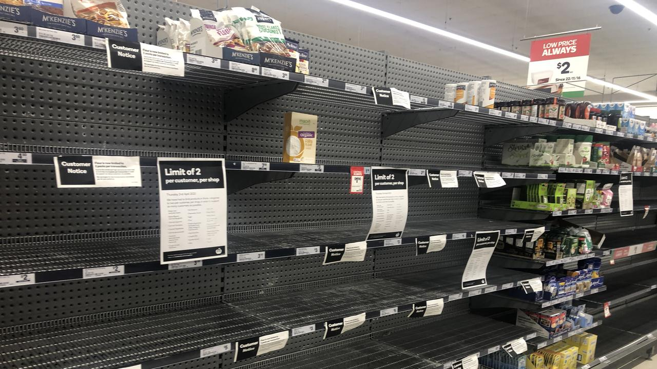 HELP US OUT: A farmer has called for special shopping times allocated to rural residents but Woolworths said they are already working with their remote customers.