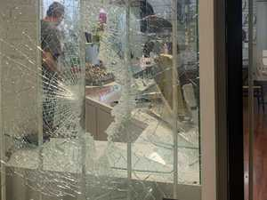 'Very upsetting': Small jeweller targeted in heist