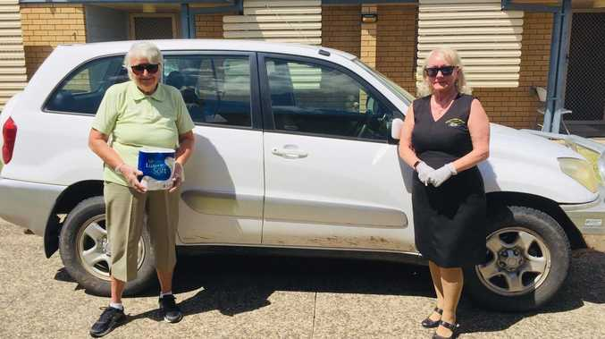 Food delivery to continue in Springsure