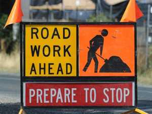 Intermittent stoppages for busy road