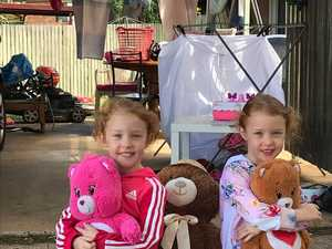 Great Yarraman bear hunt
