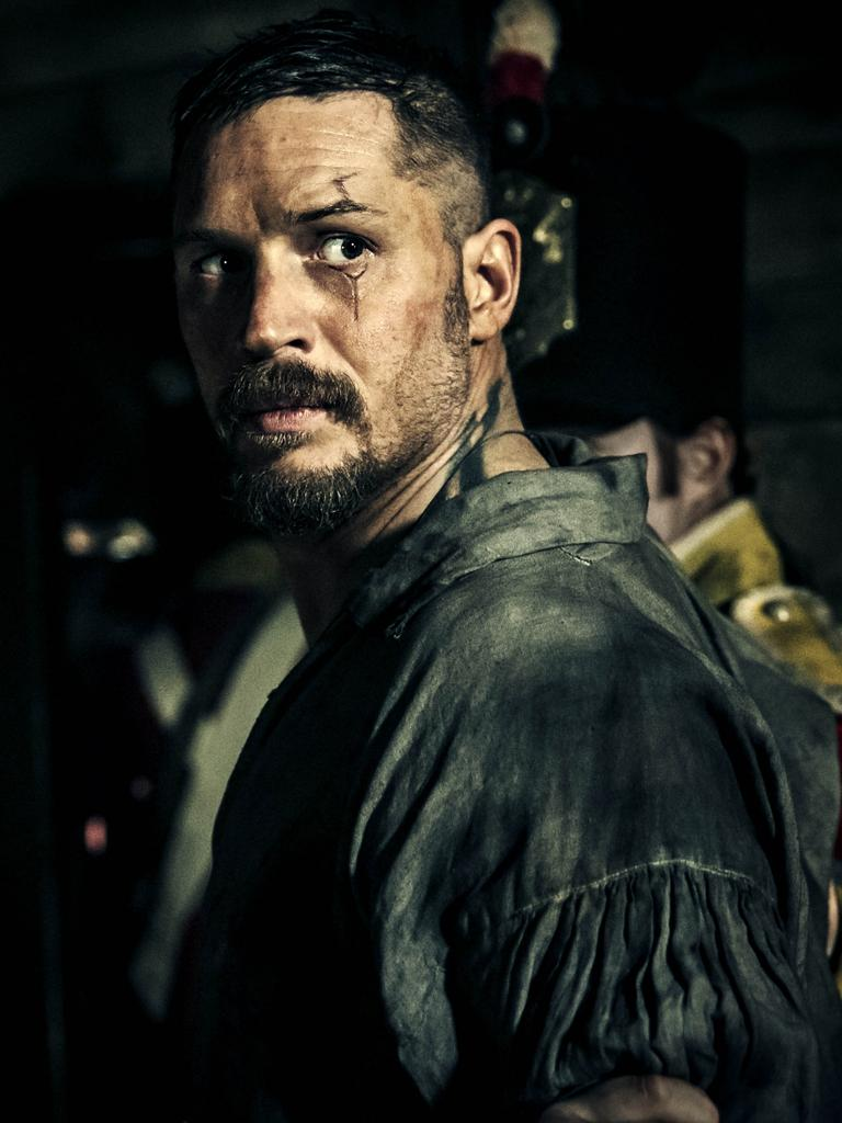 Tom Hardy is also a hot favourite to play Bond.