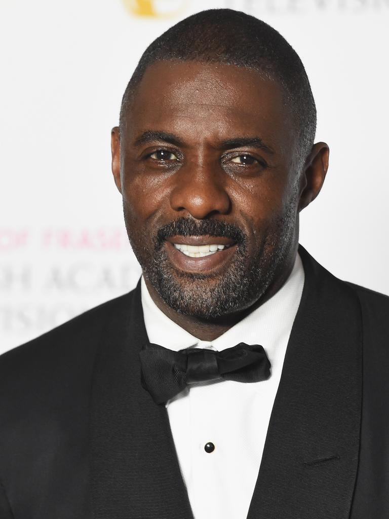 As is Idris Elba. Picture: Stuart C. Wilson/Getty Images