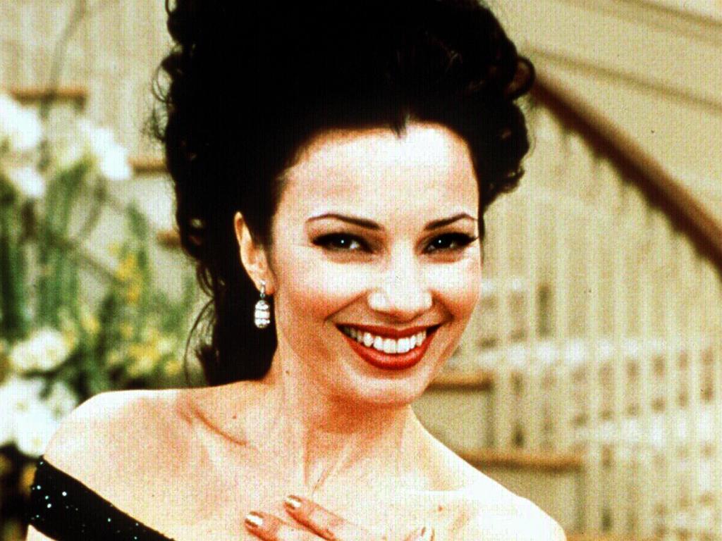 Fran Drescher played Fran Fine.