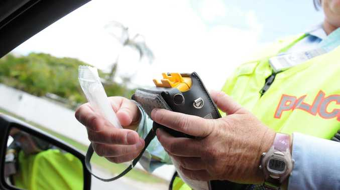 Man allegedly records four times legal limit while speeding
