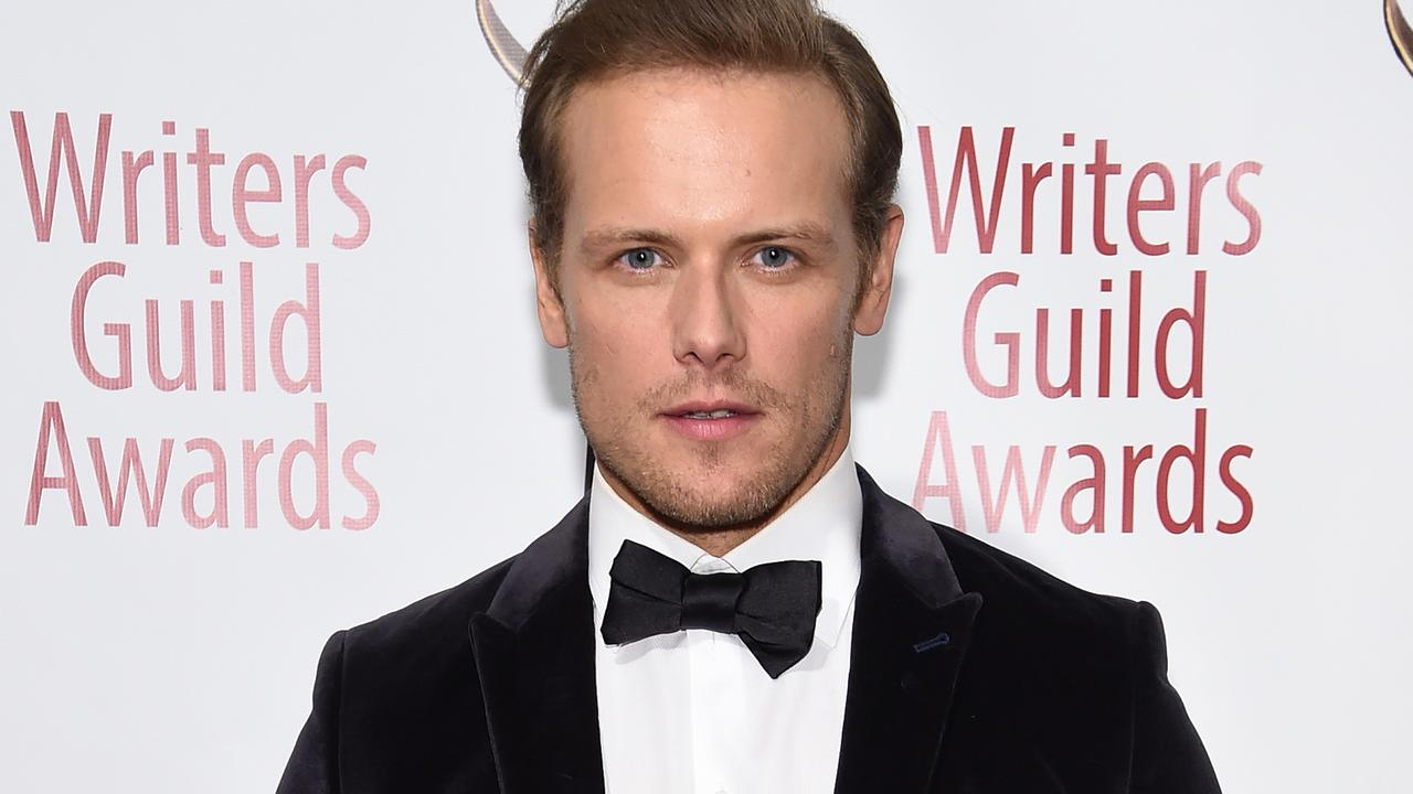 Sam Heughan says he previously auditioned for James Bond. Picture: Jamie McCarthy/Getty Images for Writers Guild of America, East