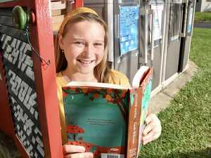 Street libraries overwhelmed by keen bookworms