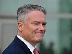 Mathias Cormann resisting pay cut for MPs