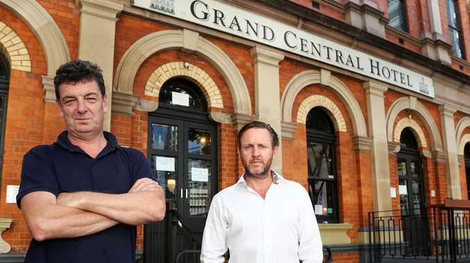 Virus puts Queensland pubs in 'serious trouble'