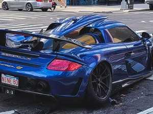 Influencer's $2m supercar lockdown crash