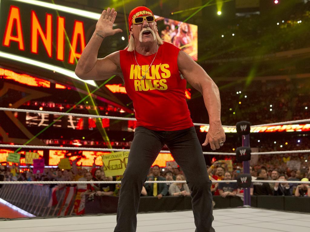 Hulk Hogan is voicing some wild ideas.