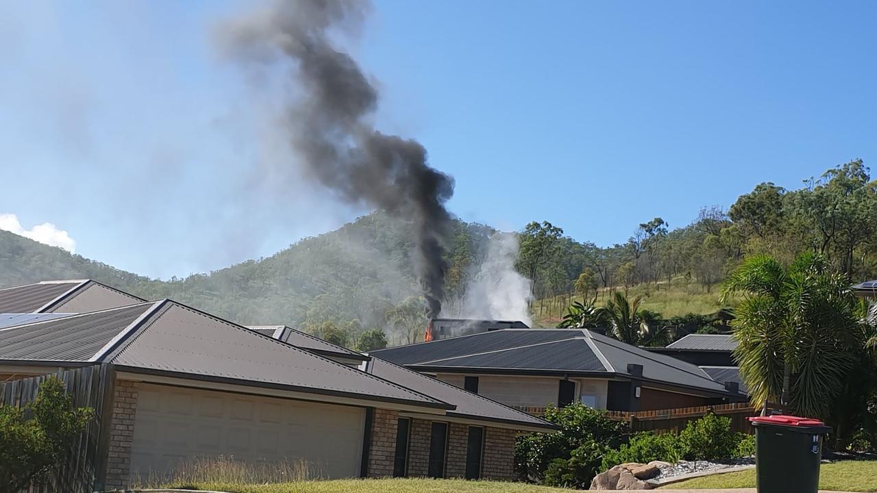 Fire in Norman Gardens