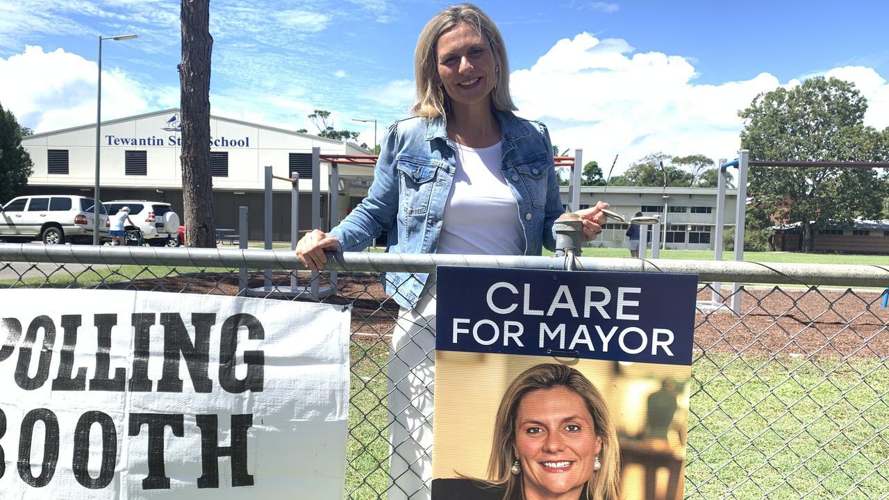 Noosa has a new mayor in Clare Stewart.