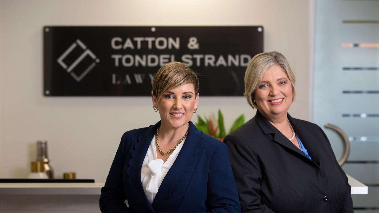 Angela Tondelstrand and Liz Catton, of Catton and Tondelstrand Lawyers, are helping parents to navigate family law matters during the COVID-19 pandemic.