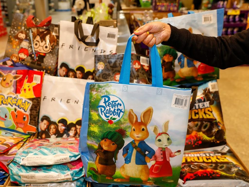 Each showbag costs $12 and can be bought in NSW stores. Picture: Supplied