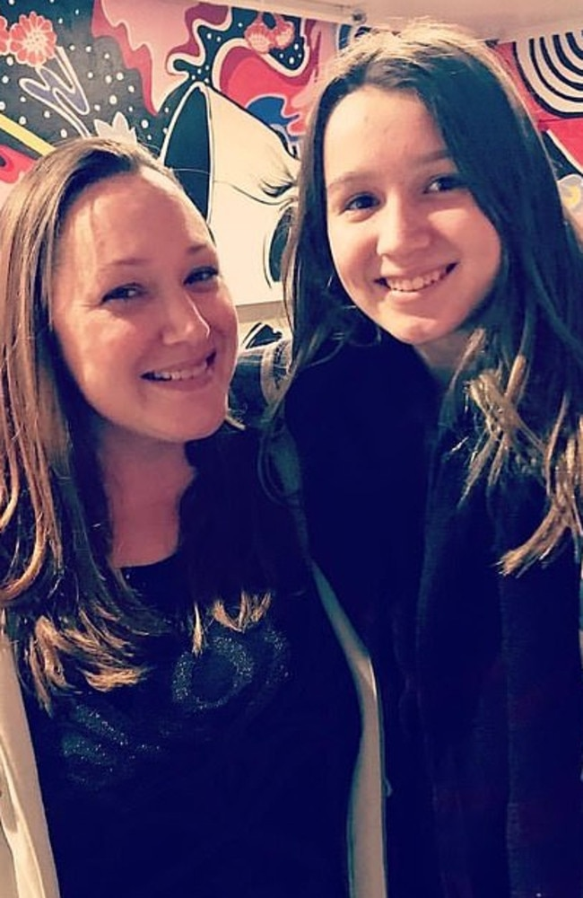 Kate Munn shared her daughter's experience as a checkout worker. Picture: Kate Munn