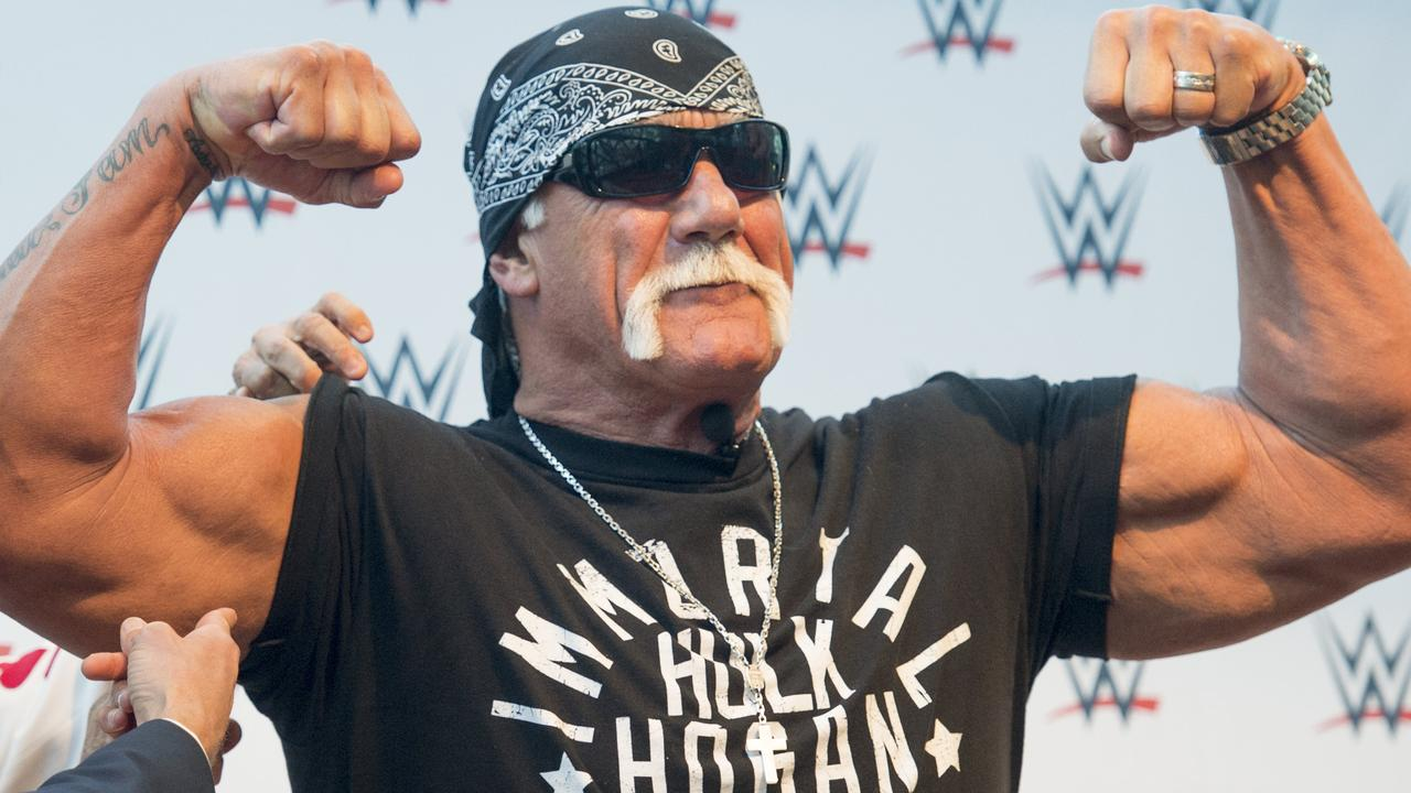 Hulk Hogan has a wild take on coronavirus.