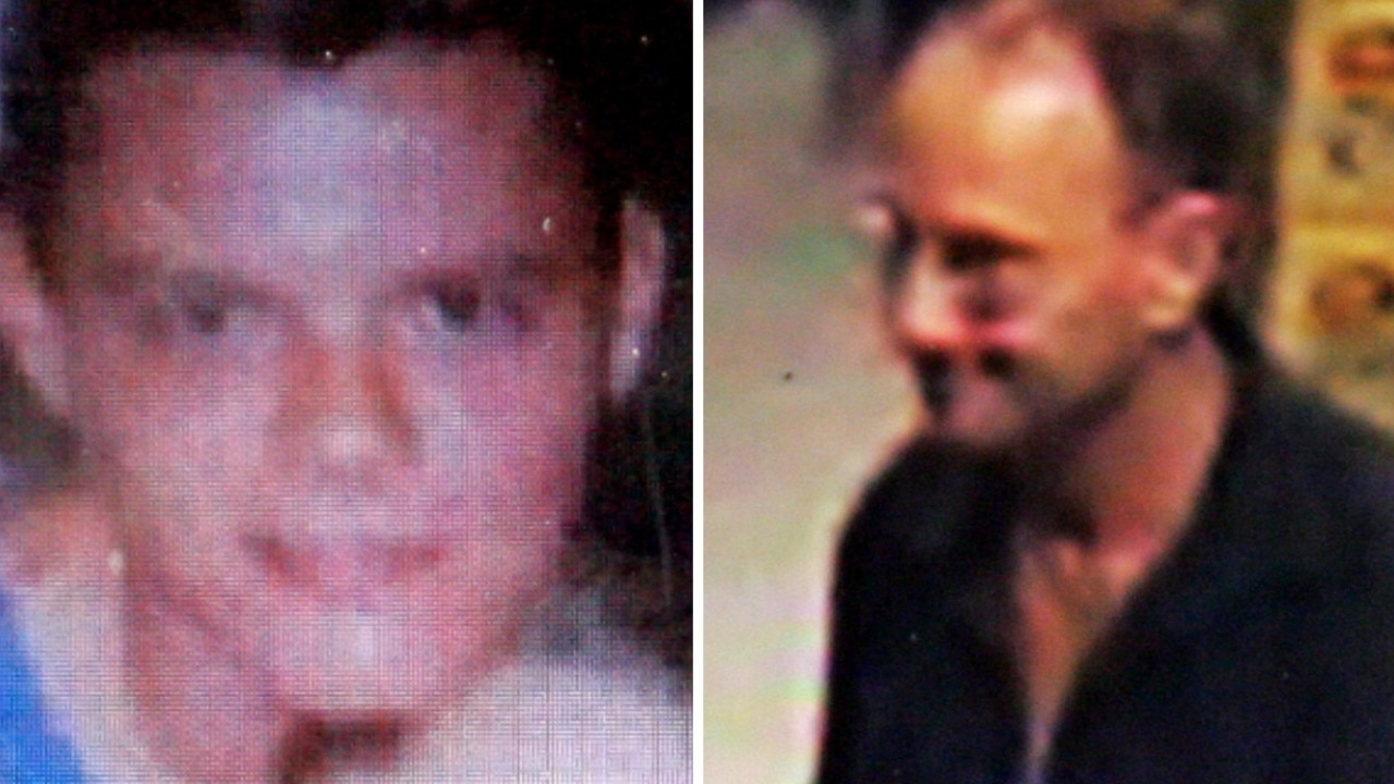 Victim Aaron Lewis-Priest (left) and offender Neil James Robertson