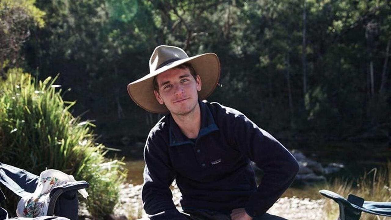 Zach Robba was killed in a shark attack off North West Island in the southern Great Barrier Reef. Photo: Supplied