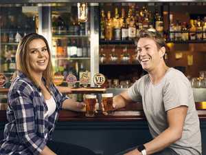 Buy a beer or two to support your local pub