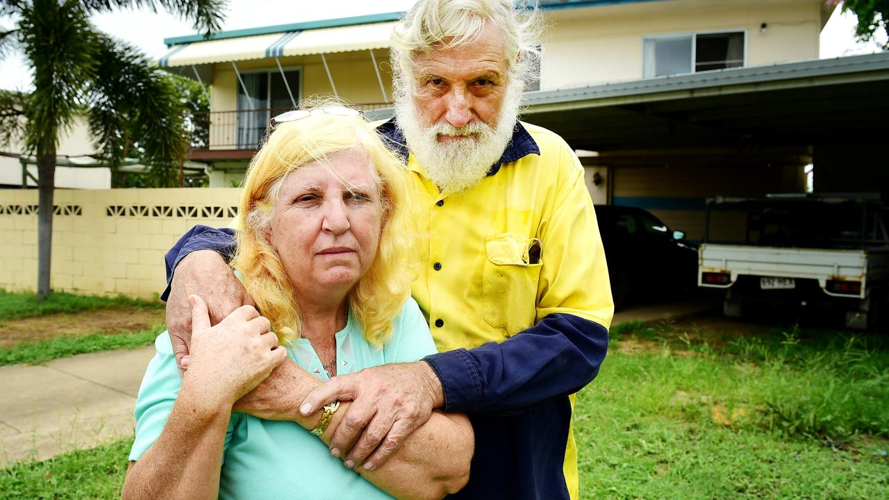 Elaine and Keith Garnett are battling with their bank to keep their home.