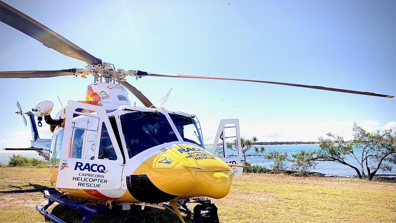 RACQ Capricorn Rescue.
