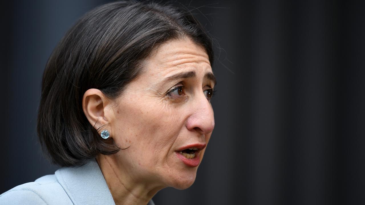 NSW Premier Gladys Berejiklian has flagged a relaxation of restrictions.