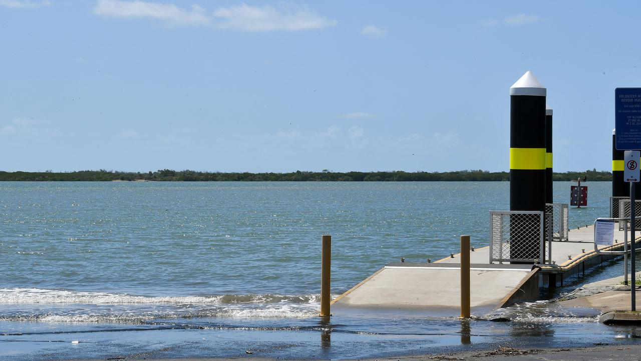 The River St boat ramp will undergo safety upgrades. Picture: Tony Martin