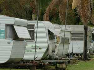 Backpackers kicked out of caravan park during virus pandemic