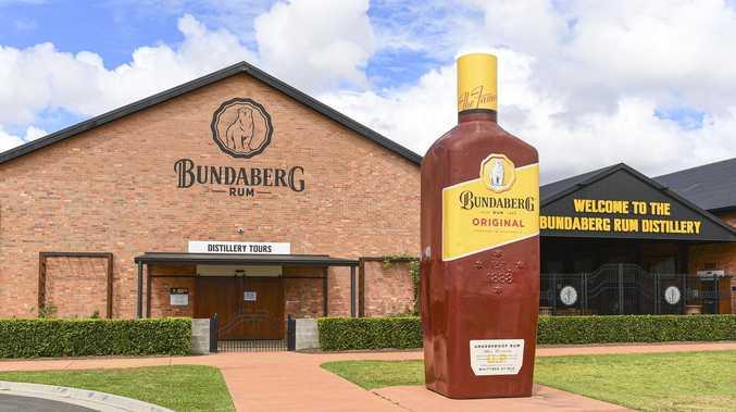 Big changes to Bundaberg Rum