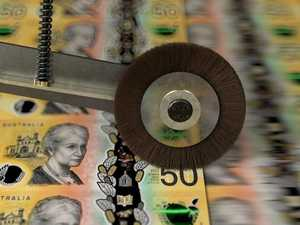 Why Australia is printing money