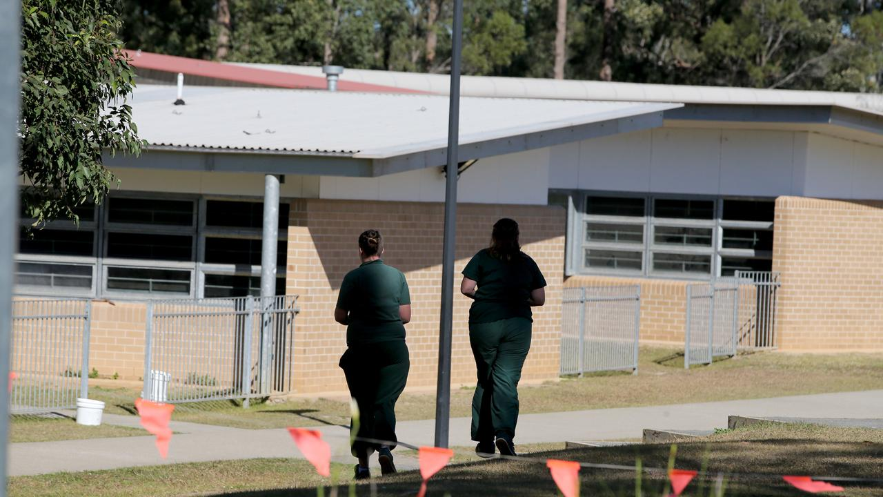Mid North Coast Correctional Centre near Kempsey. Picture: Nathan Edwards