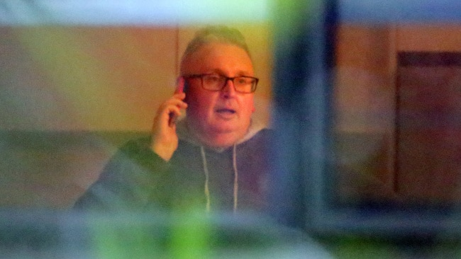 NSW MP found at holiday home