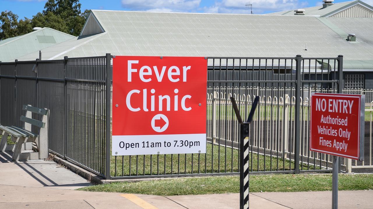 Directions to the Bundaberg Base Hospital Fever Clinic.