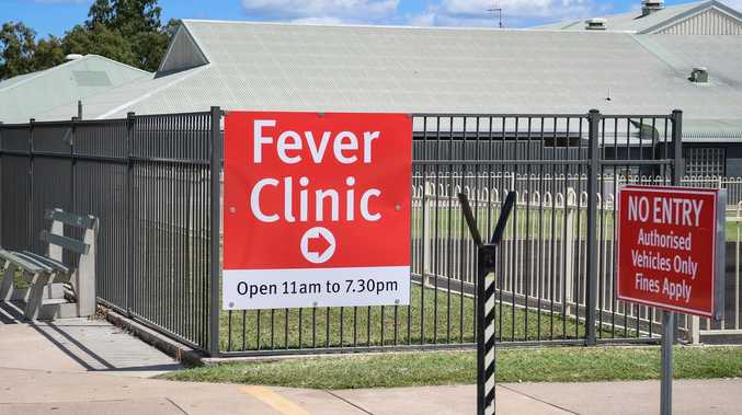 Bundy fever clinic set to move, offering drive through testing